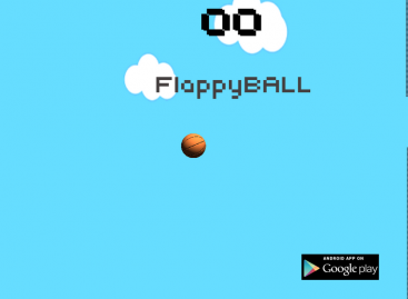 Flappy Ball Android Game