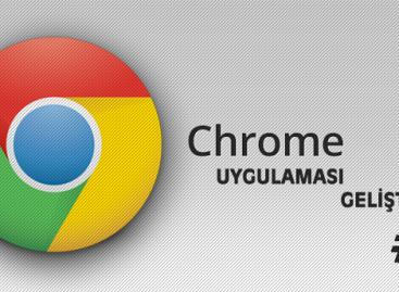 Chrome Uygulaması Geliştirme: Bölüm 1