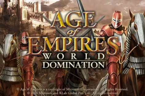 Age of Empires: World Domination Mobil Cihazlara Geliyor