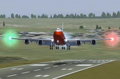 Popüler Açık Kaynak Uçuş Simülasyonu Flightgear 3.0 Muhteşem Grafikleriyle Göz Dolduruyor