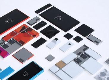 Lego Gibi Android Telefon: Project Ara
