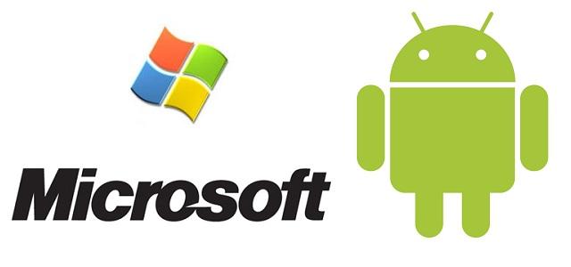 Microsoft Android Tabanlı Telefon Üretiyor