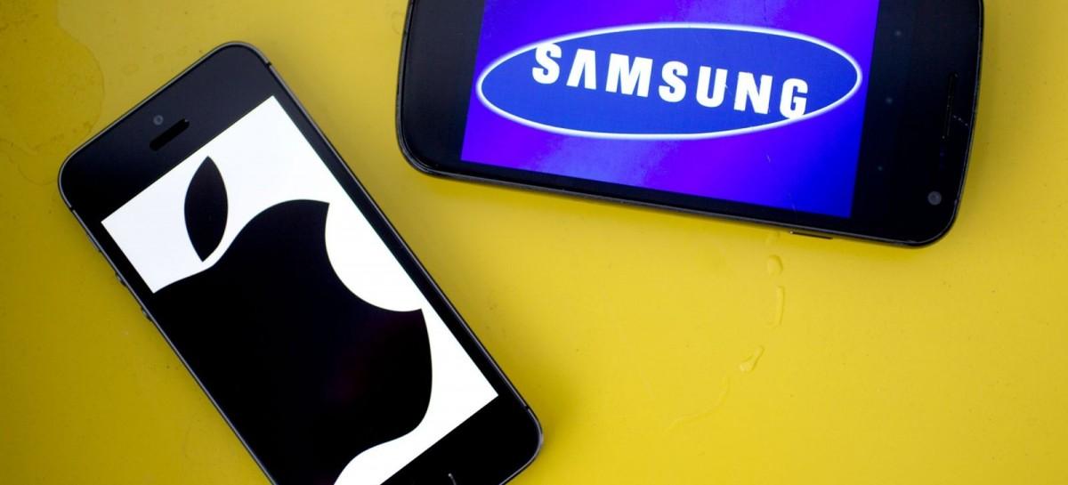 Apple İle Samsung Arasındaki Dava Sonuçlandı