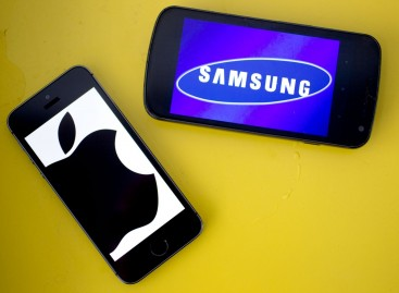 Apple ile Samsung Arasında Gerginlik