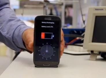 Akıllı Telefonlara 30 Saniyede %100 Şarj İmkanı