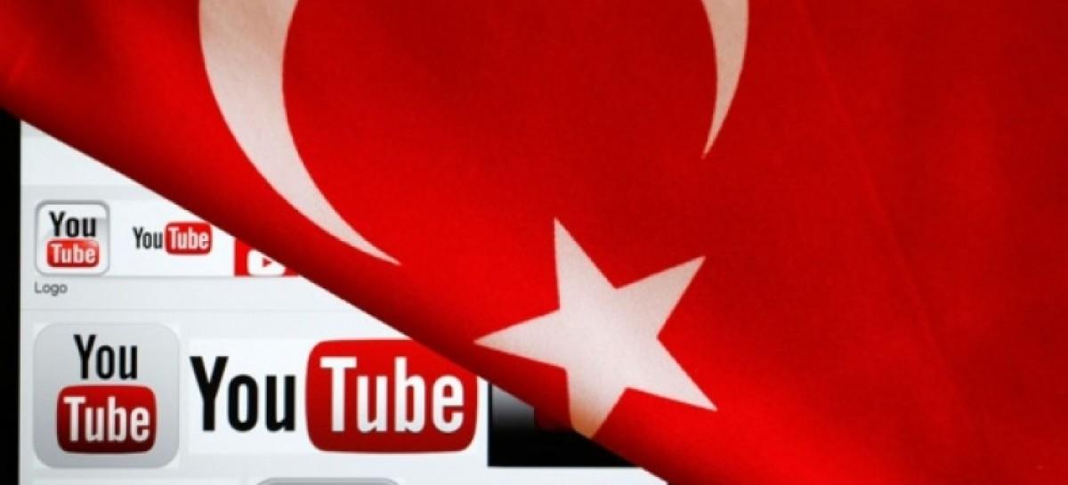 Youtube Tekrar Kapatıldı