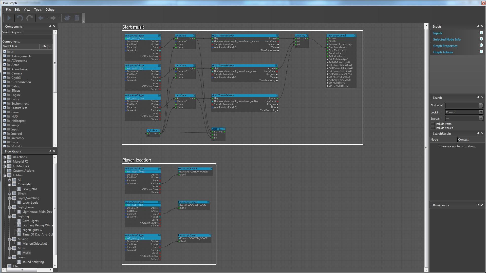 CRY Engine Ekran Görüntüsü