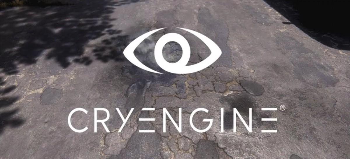 CryEngine Steam'de Satışa Sunuldu