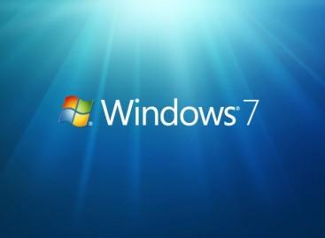 Microsoft Windows 7 İşletim Sistemi İçin Uyardı