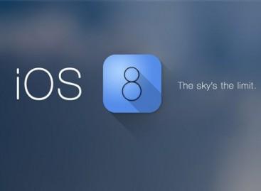 Apple iOS 8'i Tanıttı