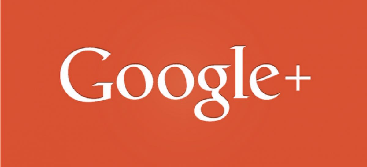 Google+ Erişimi Engellendi