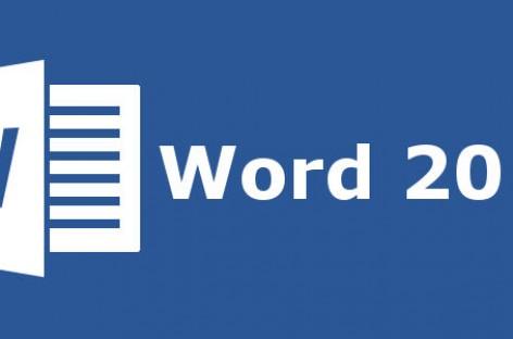 PHP ile MS Word Dosyası ve İçerik Oluşturma