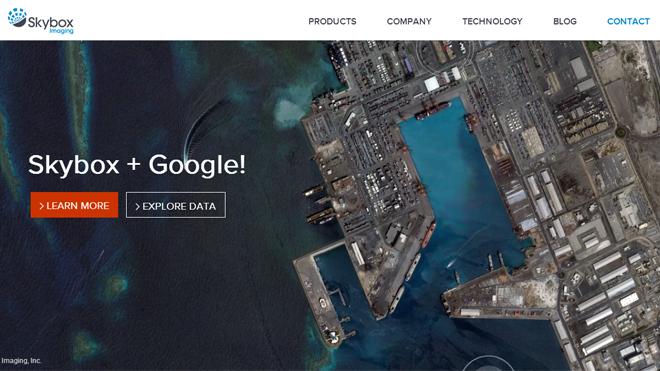 Google SkyBox Imaging Şirketini Satın Alıyor