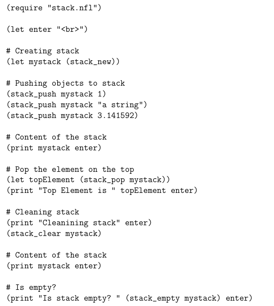 Stack.nfl Paketi