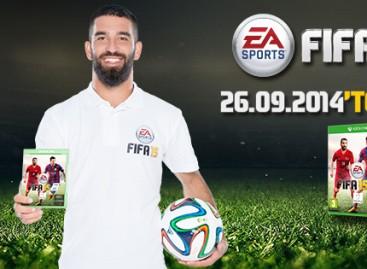 FIFA 15 Türkiye Kapak Yıldızı – Arda Turan