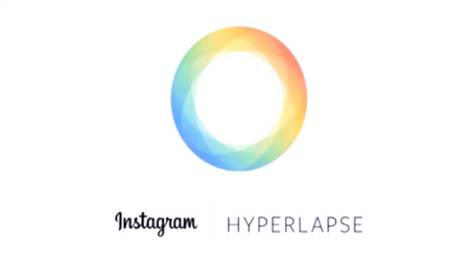 Instagram video uygulaması Hyperlapse