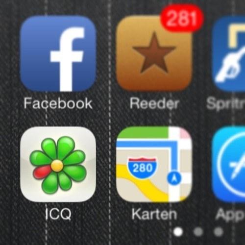 ICQ Mobil Cihazlar İçin Geliyor