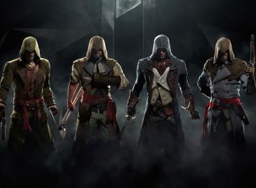 Video Oyun Tarihinde ASSASSIN'S CREED® Unity'den Esinlenilen Bir Devrim
