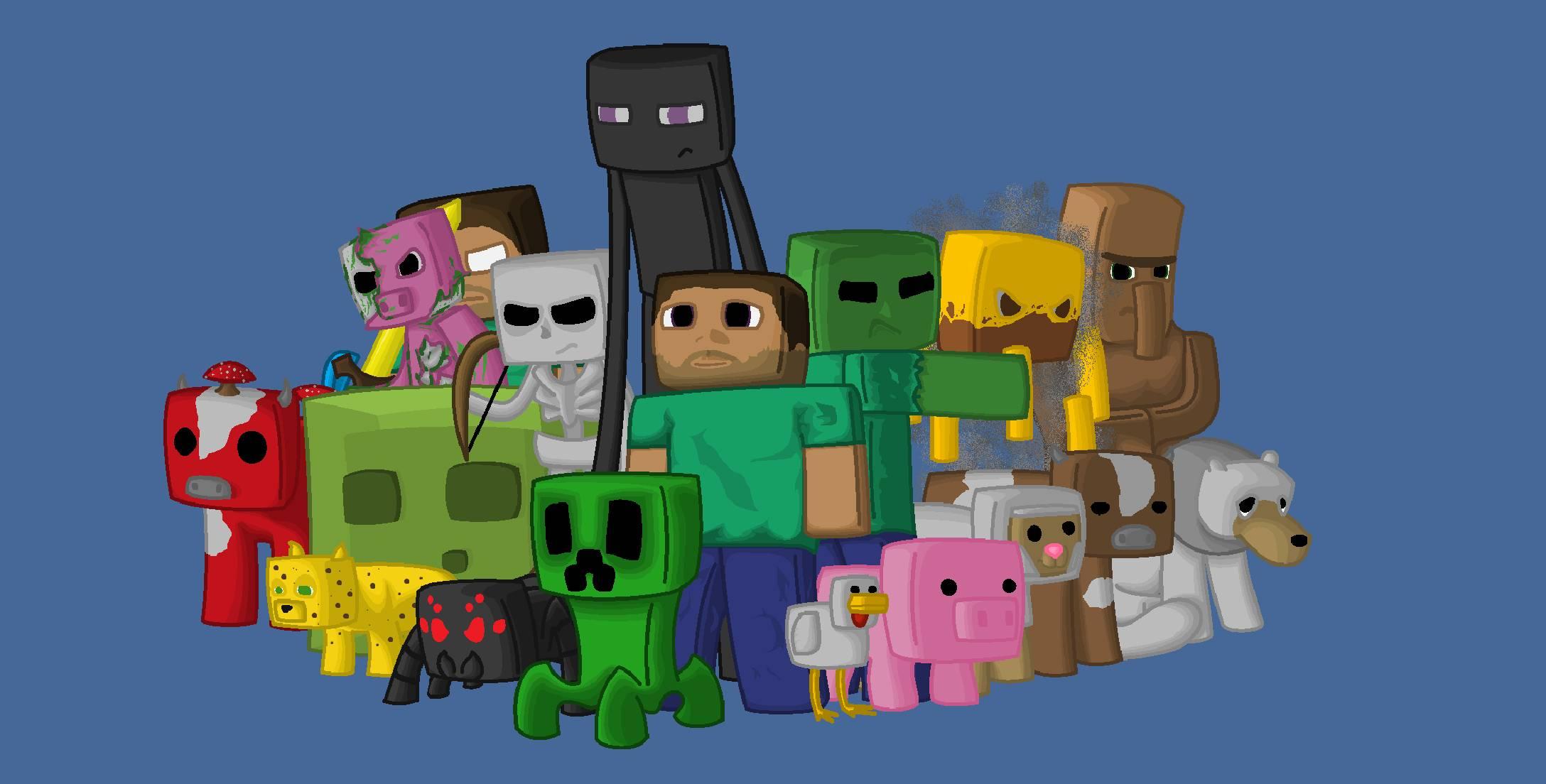 Microsoft Minecraft'ı satın alıyor