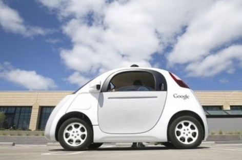 Google'ın Robot Arabası Halka Açık Yollarda Test Edildi
