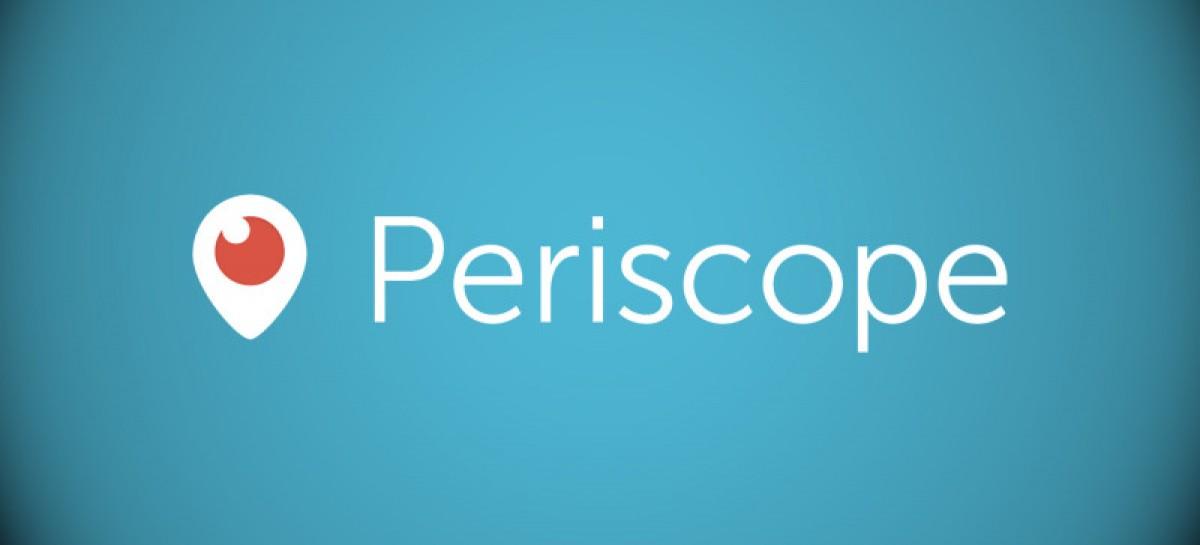 Periscope'a Güncelleme