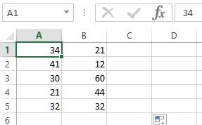 Excel if işlemleri