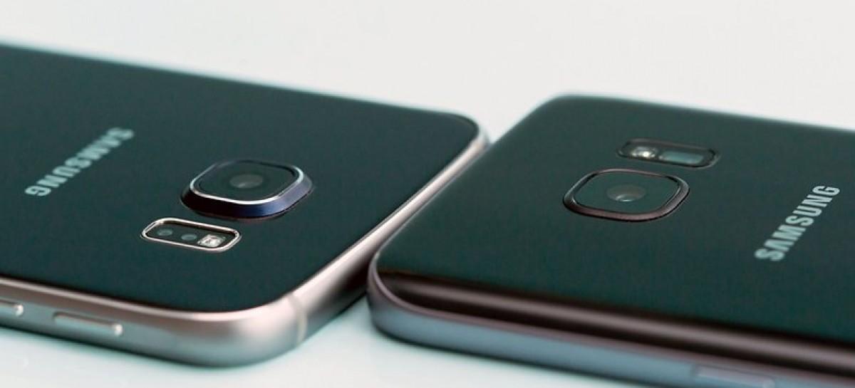 Samsung Galaxy S6 ve Galaxy S7 Karşılaştırması