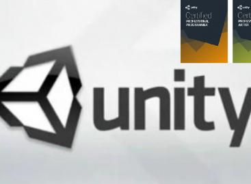 Unity Technologies Sertifika ile Yeteneğinizi Belgeleme Şansı Tanıyor